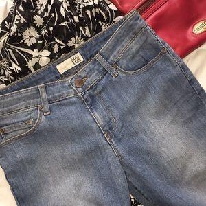 David Kahn Curvy Fit Bootcut Jeans Sz 6 NWT   F10
